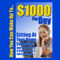 How to Make Up to $1000 Per Day PLR