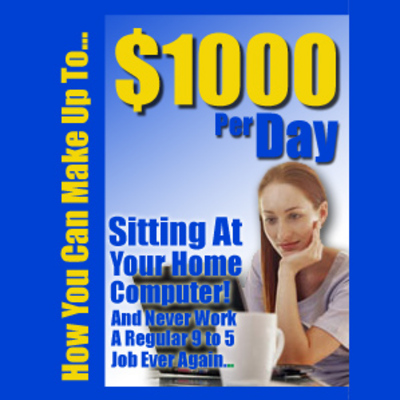 Product picture How to Make Up to $1000 Per Day PLR